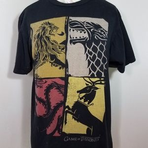 HBO Game of Thrones Graphic Tee